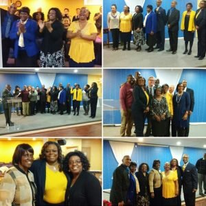 Photo of NAACP Members of Branch #2016b