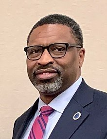 Leadership: National NAACP President and CEO Derrick Johnson