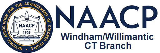 Windham - Willimantic CT NAACP (#2016B)