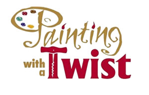 Painting with a Twist word art