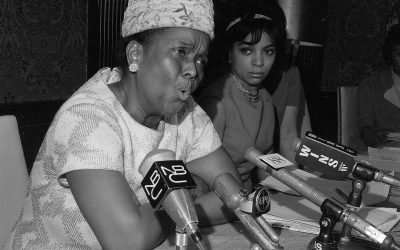 Ella Baker, a Giant of the Civil Rights Movement
