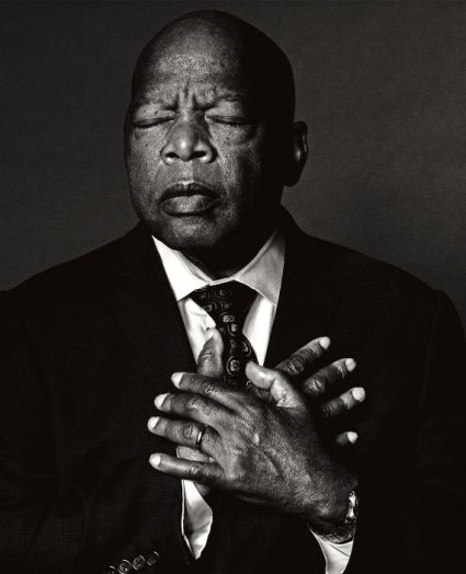 A Tribute to John Lewis: WALKING WITH THE WIND