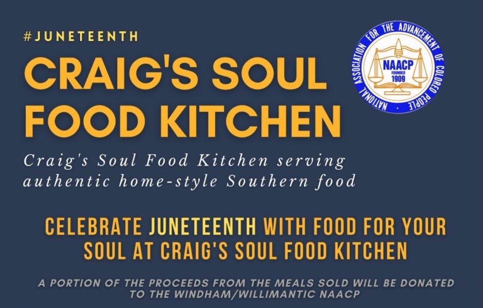 Craig's Soul Food Kitchen